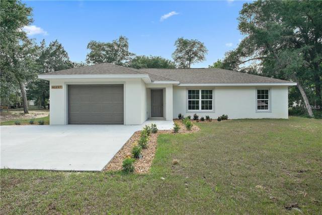 40897 W 5TH Avenue, Umatilla, FL 32784 (MLS #U8046622) :: Team Bohannon Keller Williams, Tampa Properties