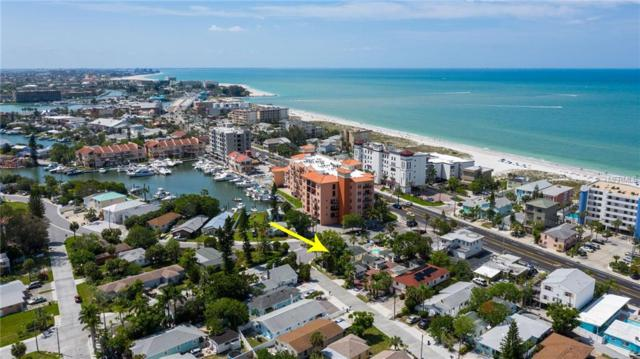 13312 1ST Street E, Madeira Beach, FL 33708 (MLS #U8046649) :: Team Bohannon Keller Williams, Tampa Properties