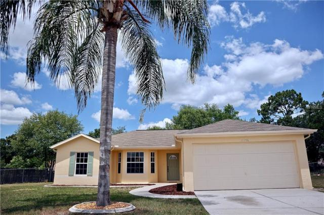 11156 Linden Drive, Spring Hill, FL 34609 (MLS #U8046669) :: The Duncan Duo Team