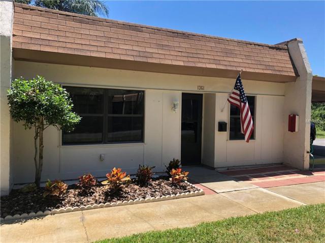 1361 Mission Circle #1, Clearwater, FL 33759 (MLS #U8046780) :: Jeff Borham & Associates at Keller Williams Realty