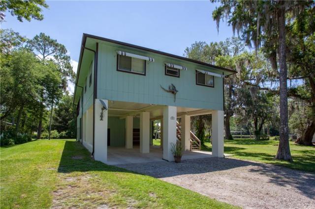 29 Magnolia Avenue, Yankeetown, FL 34498 (MLS #U8046811) :: Cartwright Realty