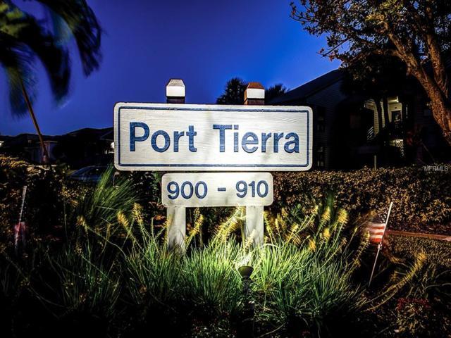 910 Pinellas Bayway South #206, Tierra Verde, FL 33715 (MLS #U8046889) :: Lockhart & Walseth Team, Realtors