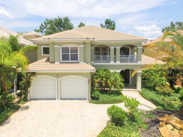 21141 Los Cabos Court, Land O Lakes, FL 34637 (MLS #U8047304) :: The Duncan Duo Team