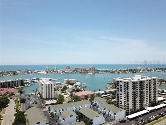 255 Dolphin Point #408, Clearwater Beach, FL 33767 (MLS #U8047379) :: Team 54