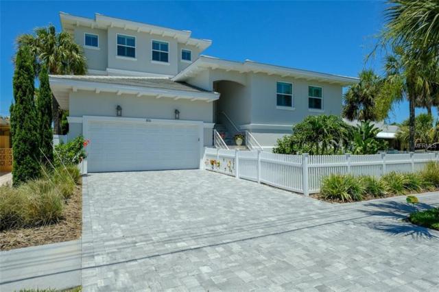 816 Mandalay Avenue, Clearwater Beach, FL 33767 (MLS #U8047393) :: Burwell Real Estate