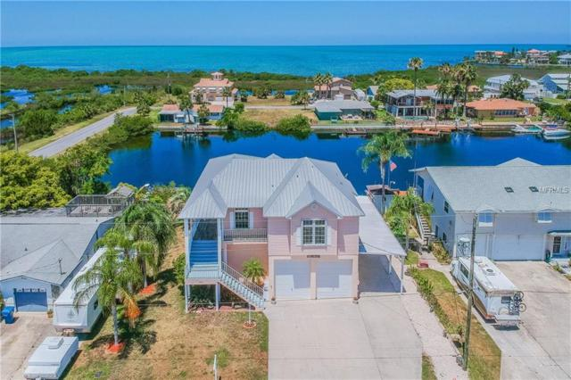 4107 Lily Drive, Hernando Beach, FL 34607 (MLS #U8047437) :: The Duncan Duo Team