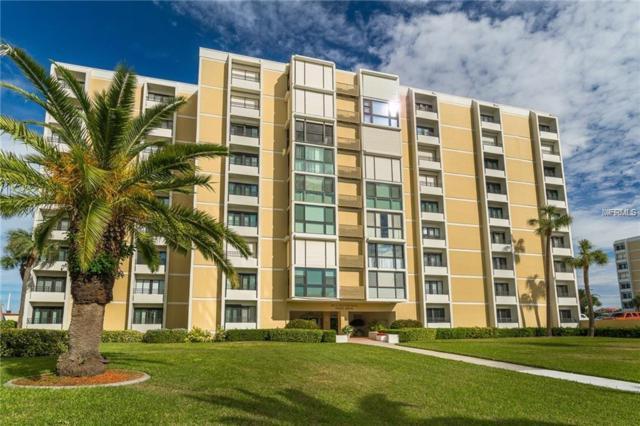 851 Bayway Boulevard #504, Clearwater, FL 33767 (MLS #U8047572) :: Burwell Real Estate