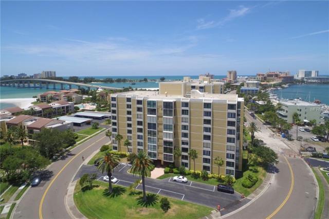 855 Bayway Boulevard #406, Clearwater, FL 33767 (MLS #U8047584) :: Burwell Real Estate