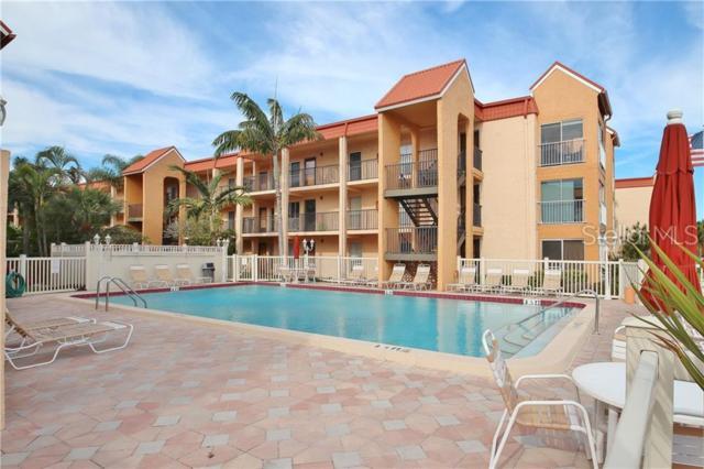 8911 Blind Pass Road #123, St Pete Beach, FL 33706 (MLS #U8047901) :: Lockhart & Walseth Team, Realtors