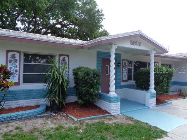 5802 52ND Avenue N, Kenneth City, FL 33709 (MLS #U8048137) :: Advanta Realty