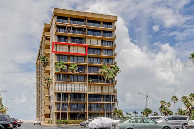 5396 Gulf Boulevard #808, St Pete Beach, FL 33706 (MLS #U8048210) :: Lockhart & Walseth Team, Realtors