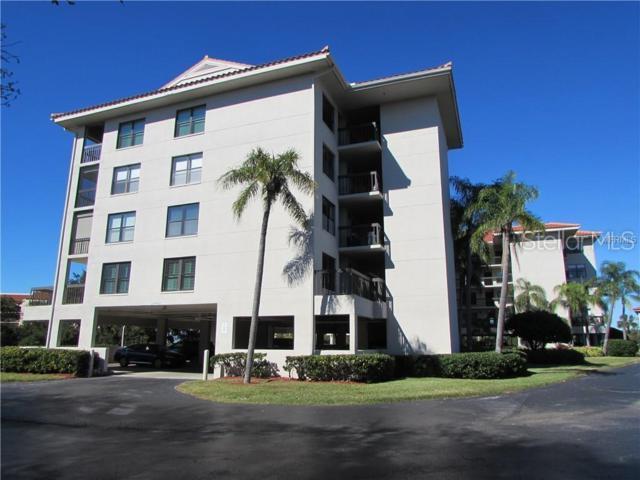 1806 Mariner Drive #213, Tarpon Springs, FL 34689 (MLS #U8048480) :: The Light Team