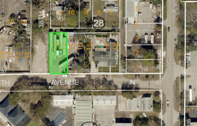 47TH Avenue N, St Petersburg, FL 33714 (MLS #U8048528) :: The Duncan Duo Team