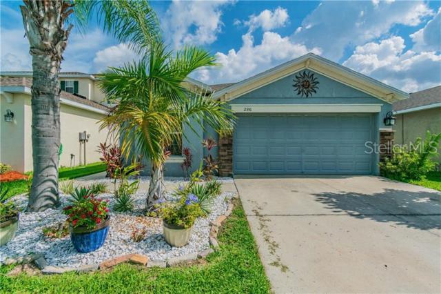 2351 Richwood Pike Drive, Ruskin, FL 33570 (MLS #U8048719) :: Team Bohannon Keller Williams, Tampa Properties