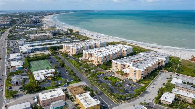 6650 Sunset Way #104, St Pete Beach, FL 33706 (MLS #U8048734) :: Zarghami Group