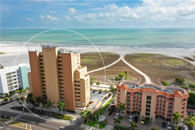 11000 Gulf Boulevard #302, Treasure Island, FL 33706 (MLS #U8048768) :: Baird Realty Group