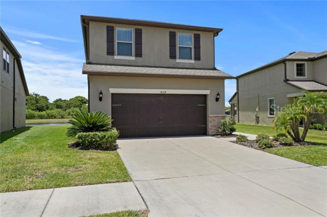 1624 Cabbage Key Drive, Ruskin, FL 33570 (MLS #U8048799) :: Paolini Properties Group