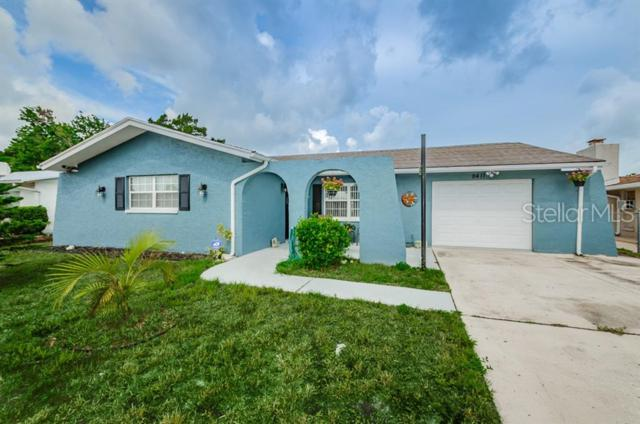 9411 Glen Moor Lane, Port Richey, FL 34668 (MLS #U8048925) :: Paolini Properties Group