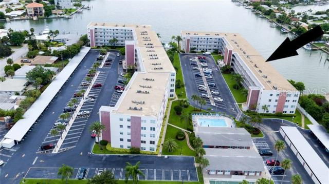 5555 Gulf Boulevard #203, St Pete Beach, FL 33706 (MLS #U8049185) :: Lockhart & Walseth Team, Realtors