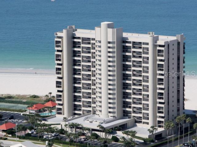 1290 Gulf Boulevard #1202, Clearwater, FL 33767 (MLS #U8049225) :: Gate Arty & the Group - Keller Williams Realty