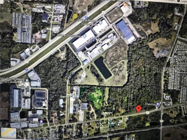 0 New Tampa Highway, Lakeland, FL 33815 (MLS #U8049323) :: The Duncan Duo Team