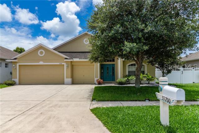 31200 Anniston Drive, Wesley Chapel, FL 33543 (MLS #U8049370) :: RE/MAX CHAMPIONS