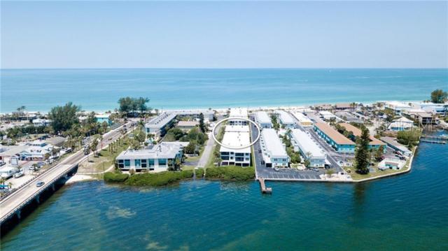 601 Gulf Drive N #111, Bradenton Beach, FL 34217 (MLS #U8049566) :: Team Pepka