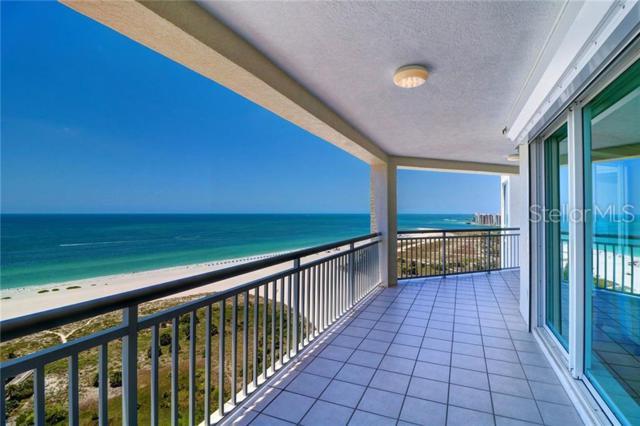 1170 Gulf Boulevard #1901, Clearwater, FL 33767 (MLS #U8050005) :: Burwell Real Estate