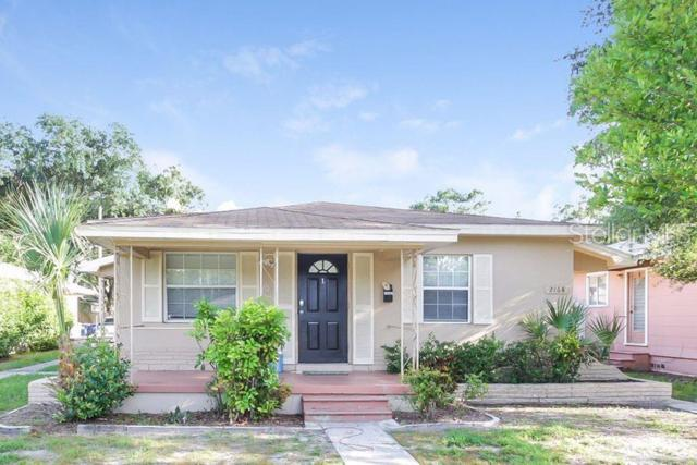 2168 8TH Avenue N, St Petersburg, FL 33713 (MLS #U8050024) :: Lockhart & Walseth Team, Realtors