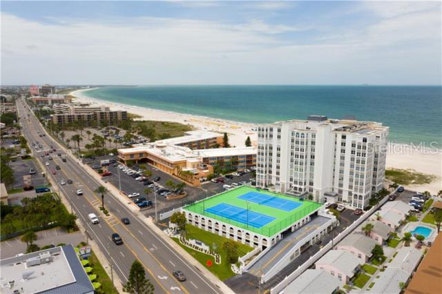 4950 Gulf Boulevard #704, St Pete Beach, FL 33706 (MLS #U8050027) :: Lockhart & Walseth Team, Realtors