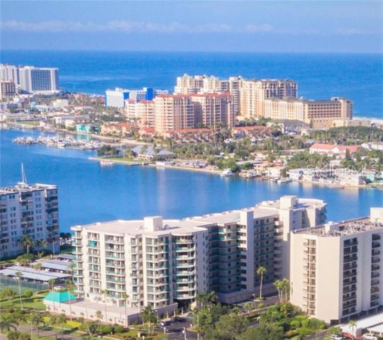 670 Island Way #904, Clearwater, FL 33767 (MLS #U8050161) :: Andrew Cherry & Company