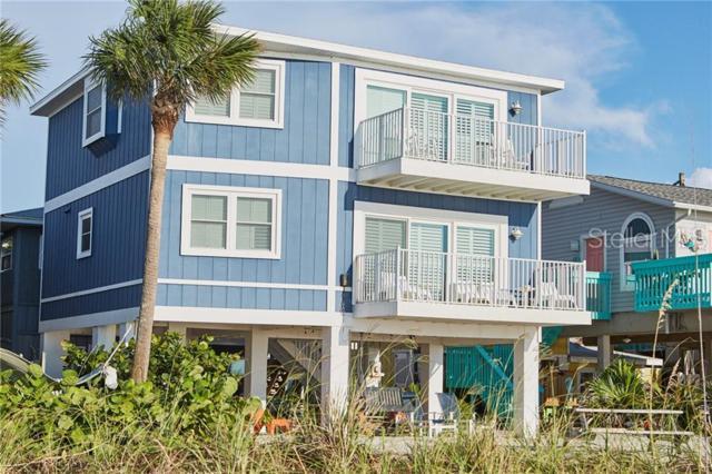 2740 Gulf Boulevard #1, Belleair Beach, FL 33786 (MLS #U8050178) :: Jeff Borham & Associates at Keller Williams Realty