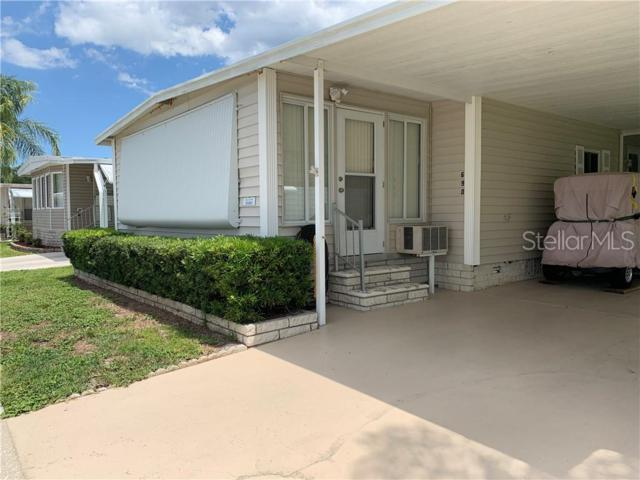 1100 S Belcher Road #690, Largo, FL 33771 (MLS #U8050195) :: Burwell Real Estate