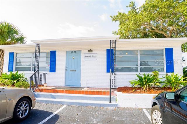 3836 Central Avenue, St Petersburg, FL 33711 (MLS #U8050199) :: Lockhart & Walseth Team, Realtors
