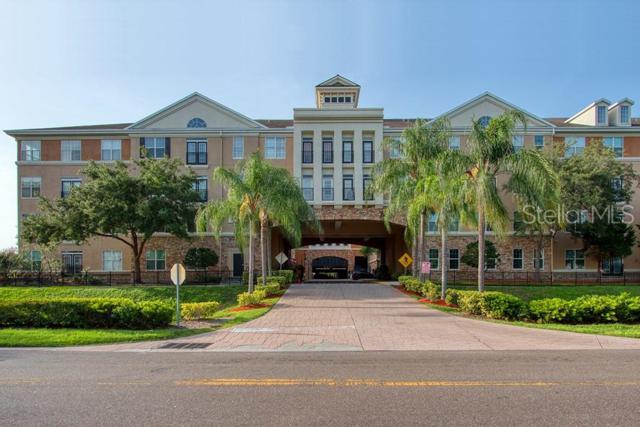 4221 W Spruce Street #1202, Tampa, FL 33607 (MLS #U8050279) :: The Light Team