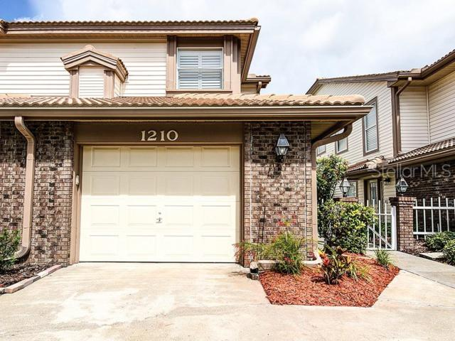 1210 Clays Trail #806, Oldsmar, FL 34677 (MLS #U8050461) :: Zarghami Group