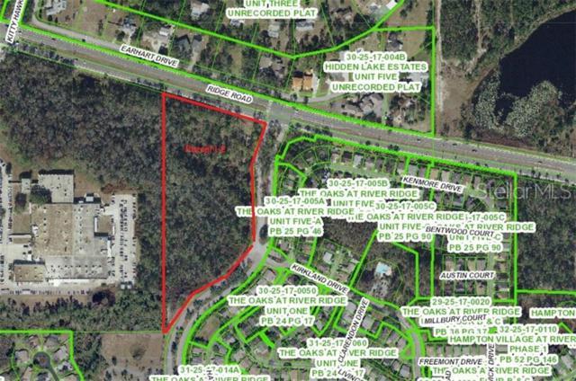 8201 River Ridge Boulevard I-2, New Port Richey, FL 34654 (MLS #U8050468) :: The Duncan Duo Team
