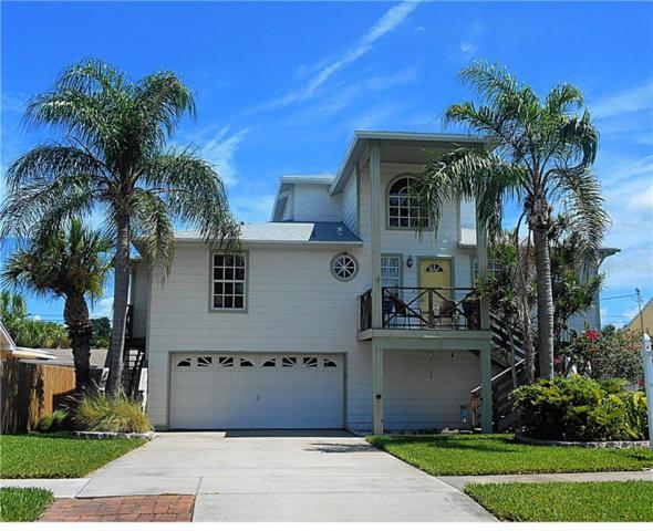 244 43RD Avenue, St Pete Beach, FL 33706 (MLS #U8050482) :: Lockhart & Walseth Team, Realtors