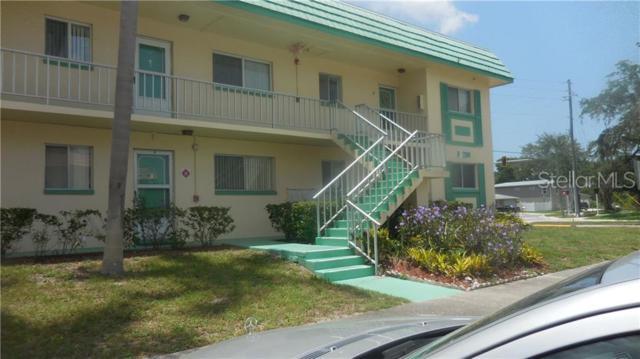 2001 Greenbriar Boulevard #18, Clearwater, FL 33763 (MLS #U8050615) :: Griffin Group