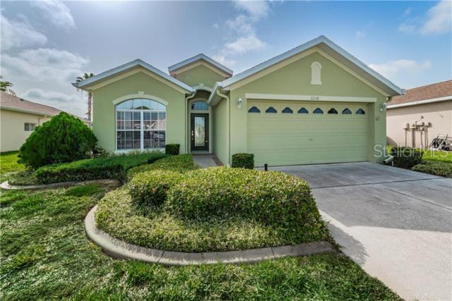 2236 Pleasant Hill Lane, Holiday, FL 34691 (MLS #U8050621) :: Keller Williams On The Water Sarasota