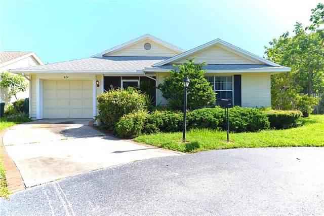 874 Jackson Court, Palm Harbor, FL 34683 (MLS #U8050675) :: Lock & Key Realty