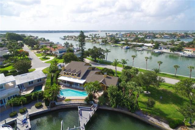 309 Belle Isle Avenue, Belleair Beach, FL 33786 (MLS #U8050722) :: Team Borham at Keller Williams Realty