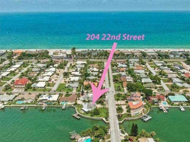 204 22ND Street, Belleair Beach, FL 33786 (MLS #U8050724) :: Jeff Borham & Associates at Keller Williams Realty