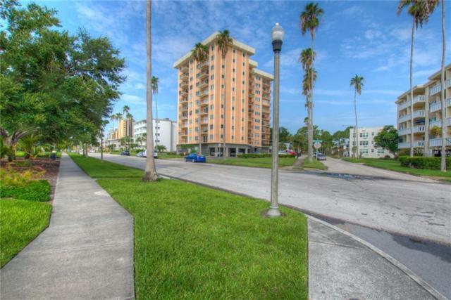 1120 N Shore Drive NE #203, St Petersburg, FL 33701 (MLS #U8050948) :: Lockhart & Walseth Team, Realtors