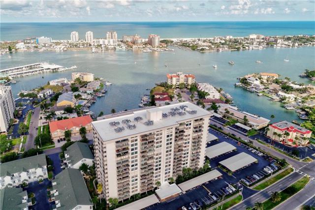 400 Island Way #1709, Clearwater Beach, FL 33767 (MLS #U8051203) :: Charles Rutenberg Realty