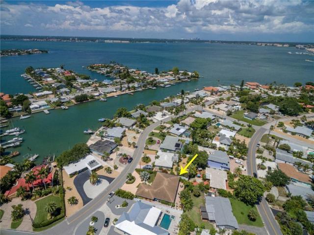 323 Belle Point Drive, St Pete Beach, FL 33706 (MLS #U8051283) :: Lockhart & Walseth Team, Realtors