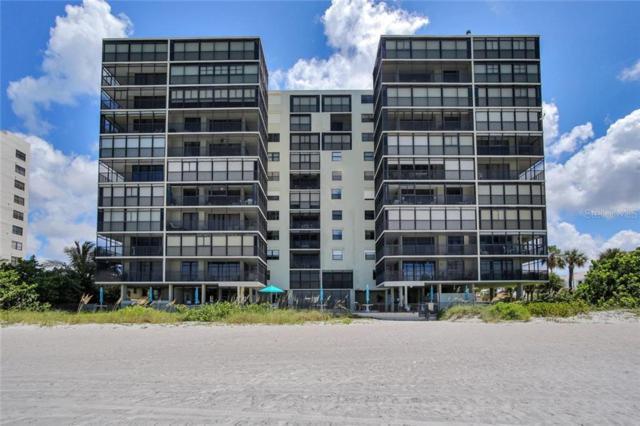 15400 Gulf Boulevard #403, Madeira Beach, FL 33708 (MLS #U8051299) :: Jeff Borham & Associates at Keller Williams Realty