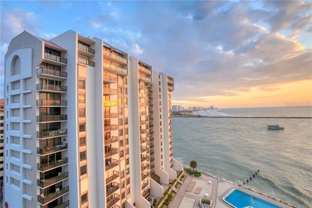450 S Gulfview Boulevard #703, Clearwater, FL 33767 (MLS #U8051639) :: Lovitch Realty Group, LLC