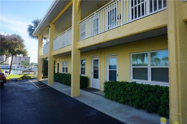 9715 Harrell Avenue #22, Treasure Island, FL 33706 (MLS #U8051653) :: Jeff Borham & Associates at Keller Williams Realty