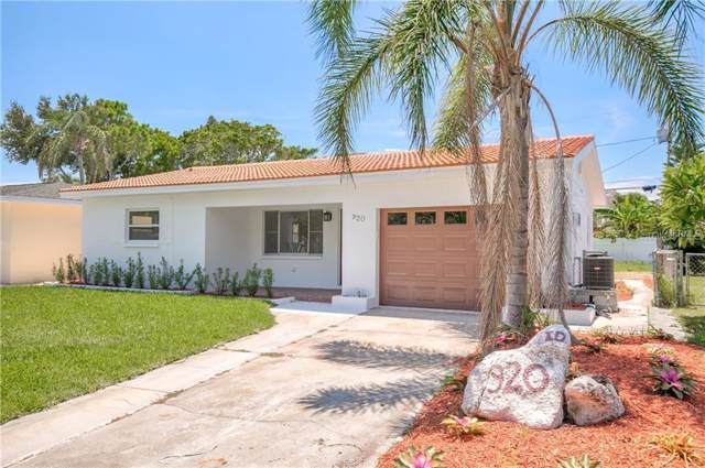920 Lantana Avenue, Clearwater, FL 33767 (MLS #U8051665) :: Ideal Florida Real Estate
